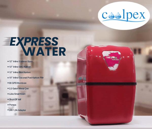 D1 Express Water Filtr