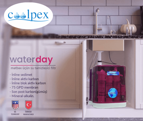 H1 Waterday Filtr